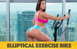 Elliptical Exercise Bike thumbnail