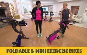 Foldable & Mini Exercise Bikes thumbnail
