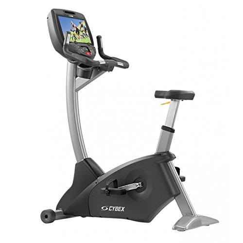 Cybex 770C Upright Indoor Cycling Cardio Fitness Exercise Bike Gym Equipment