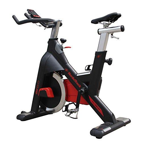 Nordic Track Unisex's Gx 8.0 Studio Spin Bike, Black/Red, adults