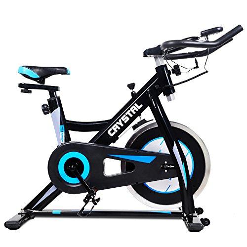 PRO Exercise SPINING Bike Aerobic Indoor Studio Home Cardio Fitness Cycle Machine