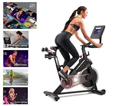 PROFORM Unisex's Power 10.0 Virtual Training Cycle, Black Grey, ADULTS