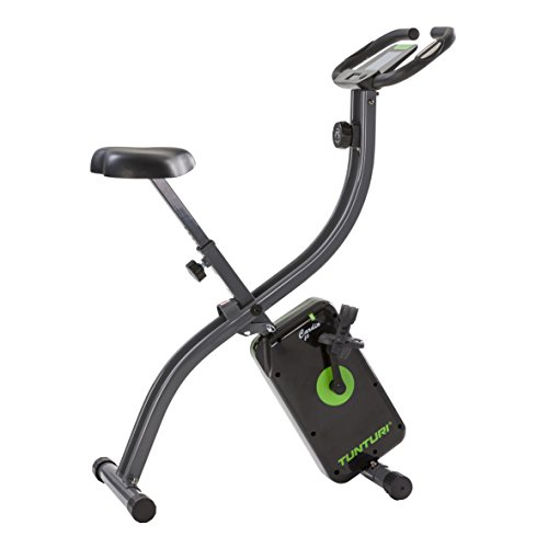 Tunturi Cardio Fit B20 X bike folding Exercise bike / home trainer - with tablet holder