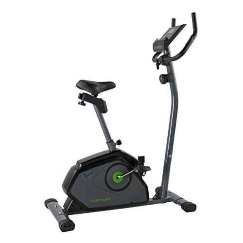 Tunturi Cardio Fit B40 Home trainer / Excercise bike / Fitness bike - with low instep and tablet holder