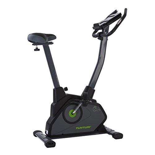 Tunturi Cardio Fit E35 Ergometer Hometrainer / Exercise bike / Fitness bike - with tablet holder