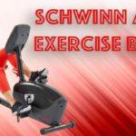 Schwinn A20 Exercise Bike thumbnail